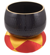 hangtál black ching singing bowl